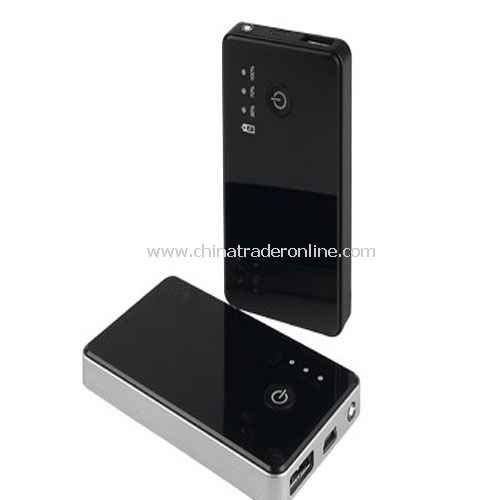 1350 mAh Mobile power smart charger