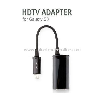 Micro USB to HDMI MHL HDTV Adapter for Samsung Galaxy S3 SIII i9300