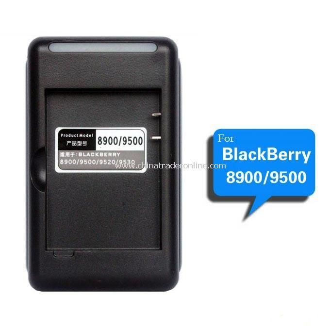 US Plug AC Battery Charger Charging Cradle for BlackBerry 8900/9500/9520/9530 Cell Phone