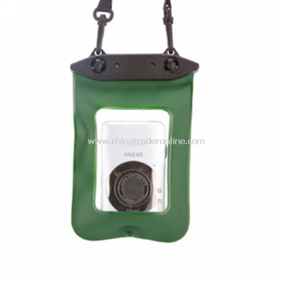 Waterproof Dry Pouch - Bag - Case for Cell Mobile Phone - MP3 -camera