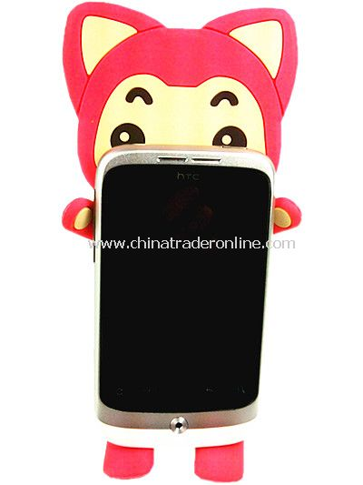 Catoon Style Adjustable Mobile Phone Stand Pink Ali