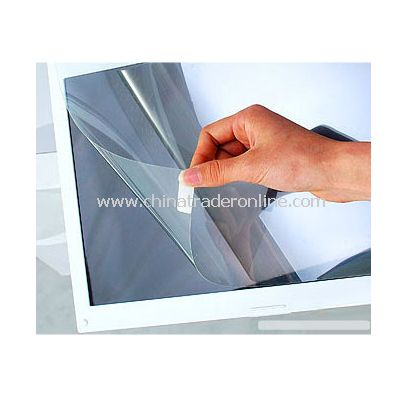 Clear Screen Protector for 22 Inch LCD Screen Protective Film