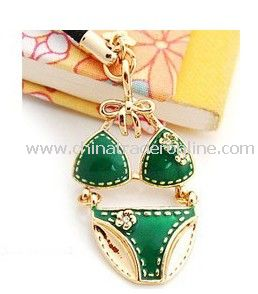 New Style Sexy Bikini Pendant For Mobile Cell Phone