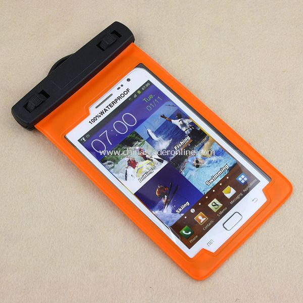 The Samsung i9220mobile phone waterproof bag