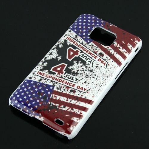 Unique Hard Back Case Cover Skin for Samsung I9100 New