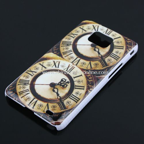 Unique Hard Back Case Cover Skin for Samsung I9100 New from China