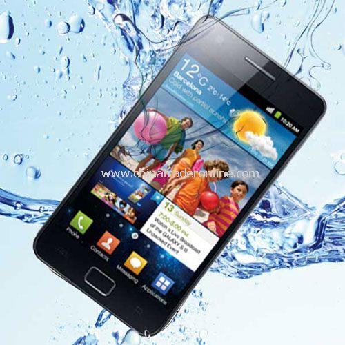 Waterproof skin for Samsung Galaxy S2/i9100
