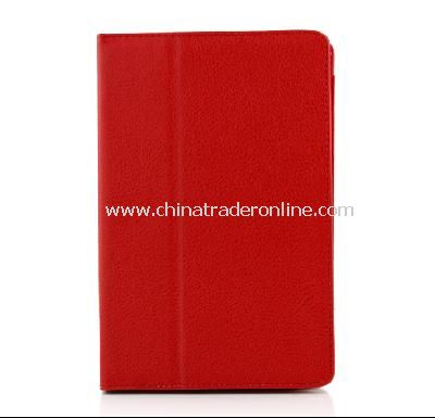 New Folio Carry Case Cover for Amazon Kindle Fire w/ Stand Red from China