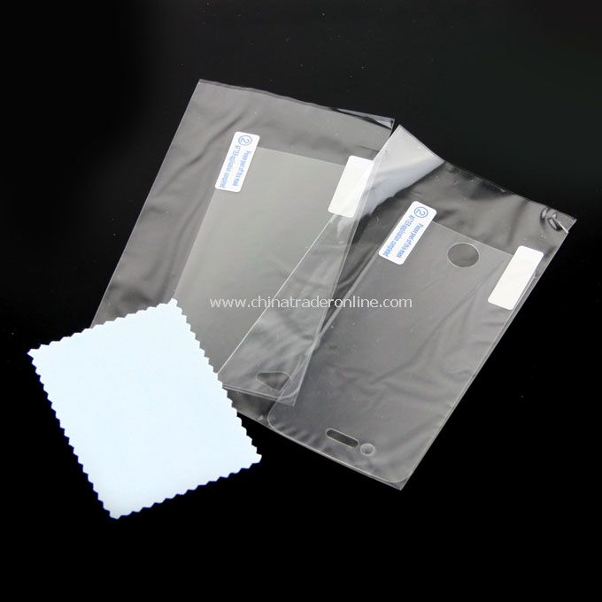 Screen Protector Guard Frosted Film for iPhone 4G