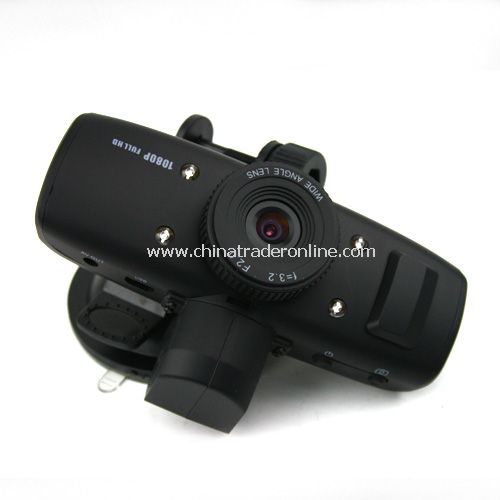 G1000 HD 1080P HDMI Car DVR Camcorder Recorder G-sensor