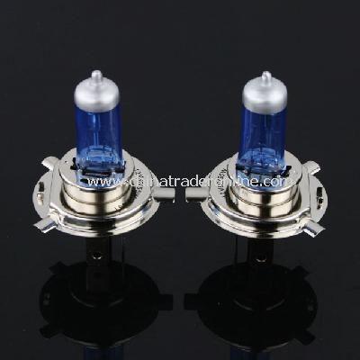 2pcs H4 P43T Halogen Auto Car Head Light Bulbs Lamp 12V 60/55W from China