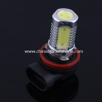 H11 LED High Power Bright White Foglight Car Head Light Bulb 6W Energy Saving 12V
