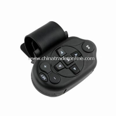 IR Steering Wheel Remote Control for Car DVD Player New