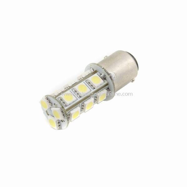 1157 Car 18 5050 SMD LED Turn Tail Light Bulbs White
