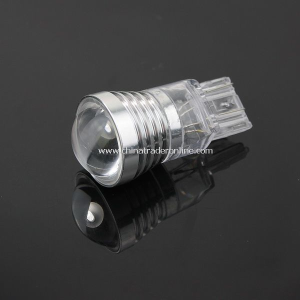 SMD T20 Super Bright Pure White LED Car Light Bulb Lamp