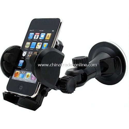 Universal Car Mount Holder for iPhone Cell Phone/MP4/PDA/GPS