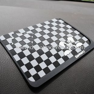 Cartoon Shaped Non Slip Car Pad Mat