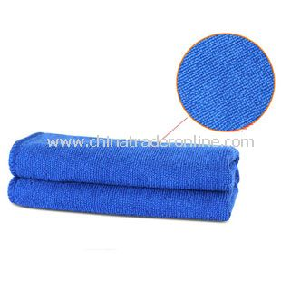 Cleaning Superfine Waxing Nanofibers Car Polishing Towel