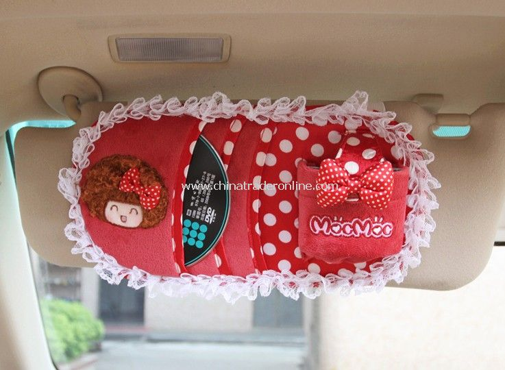 Multifunctional Car CD Package