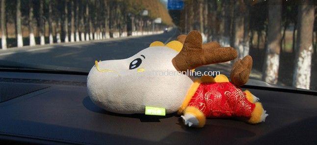 Purify Air Car Adornment Bamboo Charcoal Carbon Bag