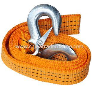 Vehicles Necessary Nylon Woven Flat Belt Cars Trailer Rope