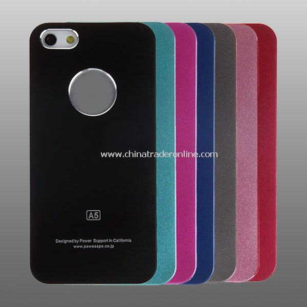 Cool Electroplating Plastic Hard Case for iPhone 5