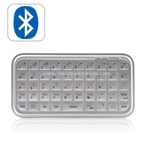 Mini Bluetooth Keyboard for Smartphones