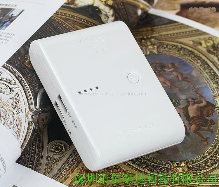 New 12000mAh Universal Power Bank USB Battery Charger External Battery Pack With Retail Box
