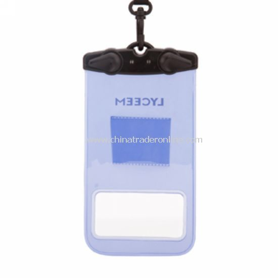 Waterproof Dry Pouch - Bag - Case for Cell Mobile iPhone 4S