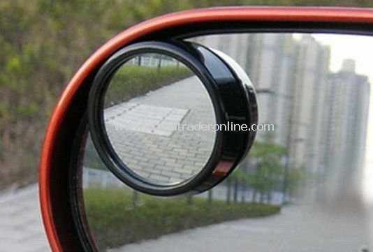 Car Side Rearview Round Mirrors