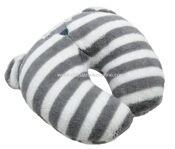 Cute Plush Stuffed Animal Throw Neck Protection Single U Pillow