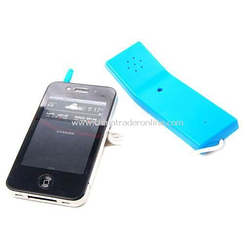 Apple iPhone 4 4S retro large radiation mobile phone microphone Colors random