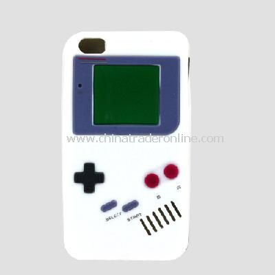 Cool Nintendo Game Boy Pattern Hard Case Cover for Apple iPhone 4 4G New from China