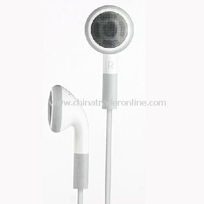 Headset Earphone for iPhone 4 4S 3GS 3G i Pod Touch Headphone Earbuds