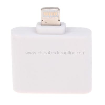 New Lightning to 30-pin Connector Adapter for iPhone 5