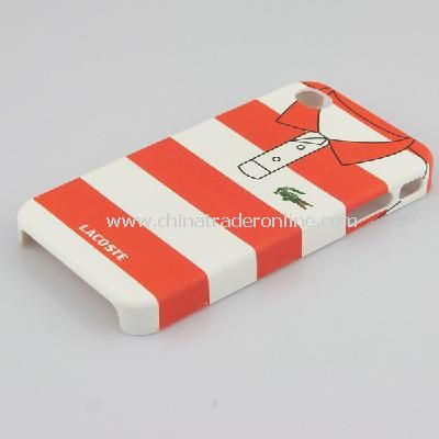 New T-shirt Hard Cover Case for Apple iPhone 4 4G