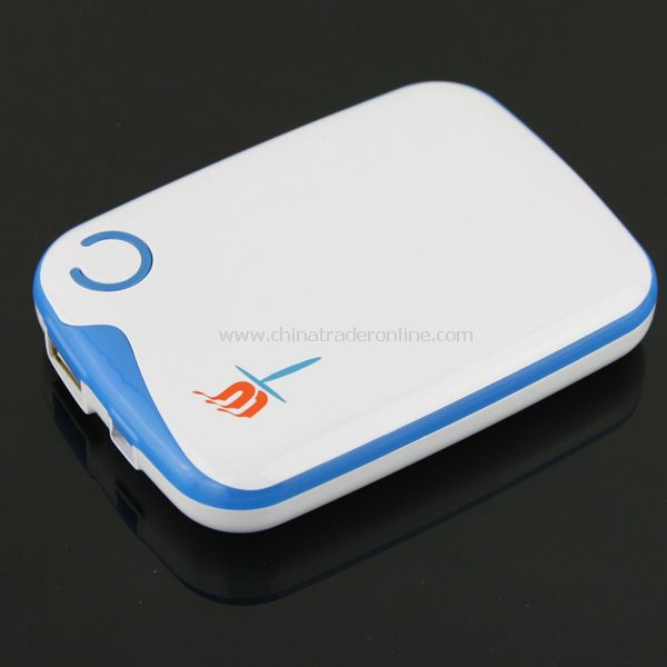 5000mAh Power Bank Backup External Battery Charger for MP3 iPhone Nokia
