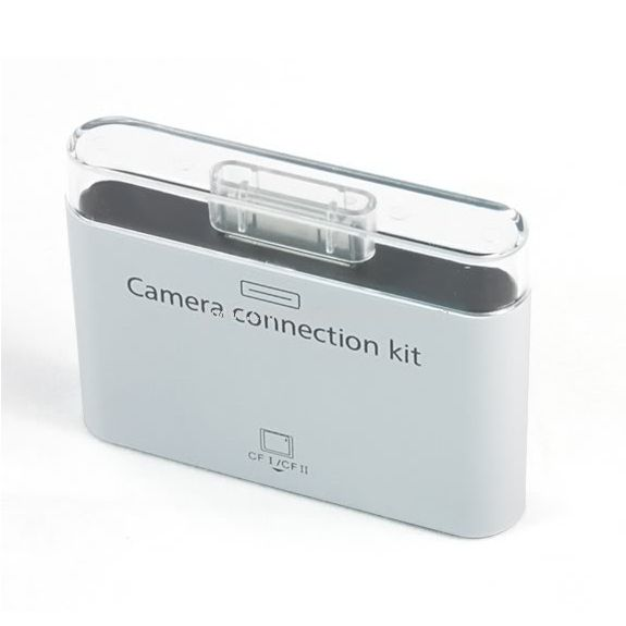 CF card reader for ipad