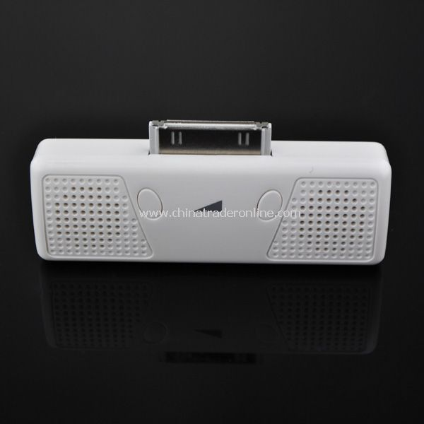 Mini Dock Speaker for IPod Touch /Classic/Nano/ iPhone no batteries needed
