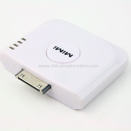 Portable Power Charger Power Bank for iPod1/2/3/iPhone 4G/4S