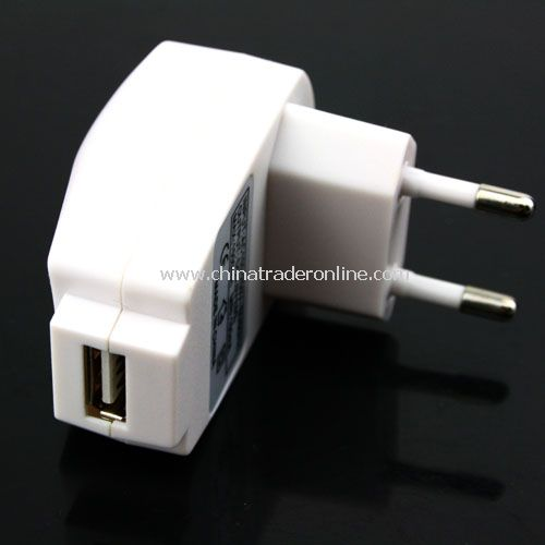 USB Car Charger+Wall Power Adapter For iPod iPhone4 3GS