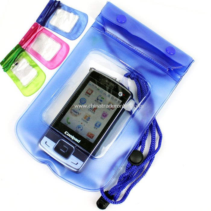 Waterproof Pouch Case Cover for iPhone Cell Phone New