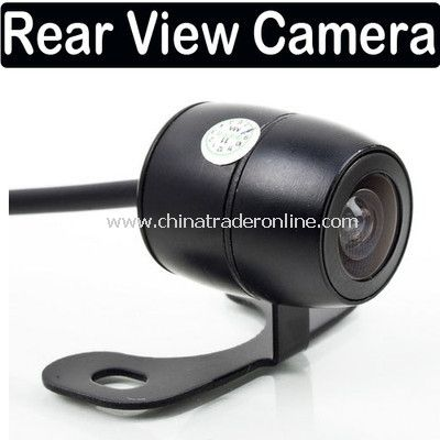 135°NTSC Car Rearview Reverse Camera Waterproof Auto Backup CMOS Image Sensor