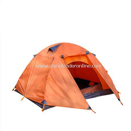 2-3 person Double layer outdoor camping tent