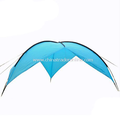 3-4 person outdoor canopy Anti UV camping tent from China