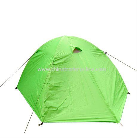 3 person Double layer outdoor camping tent