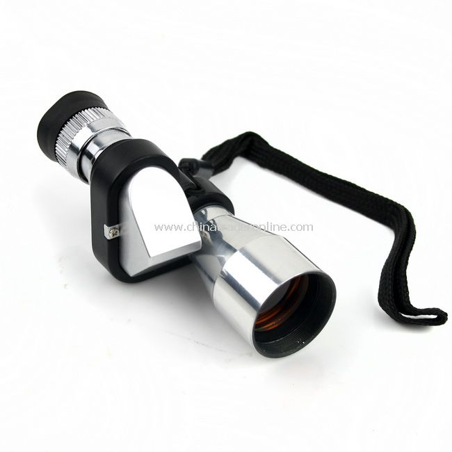 8 x 20mm Outdoor Sports Monocular Telescope Adjustable from China