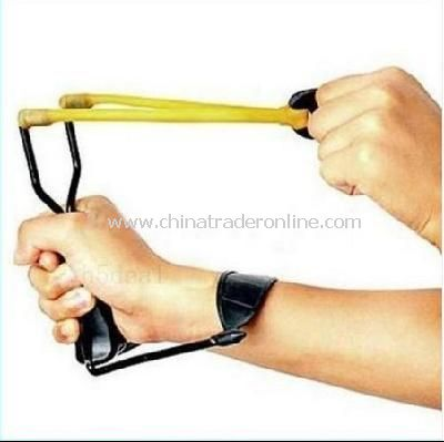 High Velocity Folding Wrist Sling Shot Slingshot Hunt J