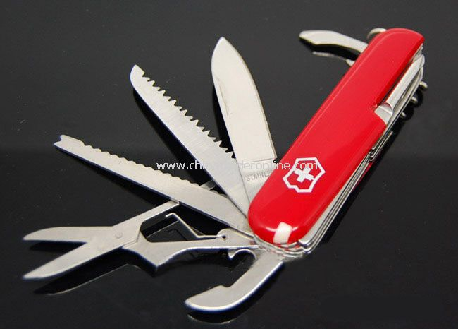 Multifunction Mini Camping Pocket Tool Knife Scissors
