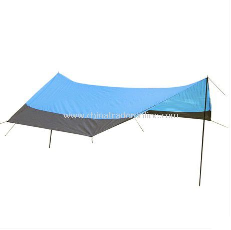 Outdoor camping awning outdoor camping tent beach tent